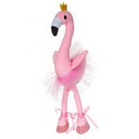 """Прочие 11-189727 Мягкая игрушка Фламинго Майя (42см, розовая) 161333, (ЗАО """"Фирма Мальвина"""")"""
