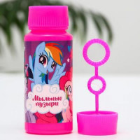 Прочие 11-191461 Мыльные пузыри My Little Pony (95мл) 6301358
