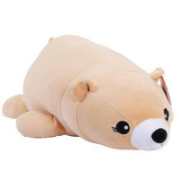Прочие 11-192690 Мягкая Игрушка Super soft. Медведь (45см, бежевый) M4980, (Junfa Toys Ltd)