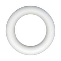 Прочие 121 Форма из пенопласта ВЕНОК (КОЛЬЦО) d=30 см