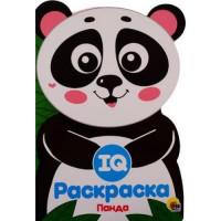 Прочие 13-819524 IQ раскраска Панда