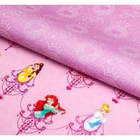 """Прочие 13-867350 5414223 Бумага упаковочная глянцевая """"Принцессы"""" (60*90см, двухсторонняя, Disney), (Sima-land)"""