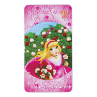 "Brauberg 180544 Карандаши цветные BRAUBERG ""Rose Angel"", 12 цветов, металлическая упаковка, 180544"