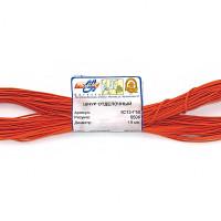 Прочие 1с13 Тесьма отделочная сутаж (шнур отделочный) 1с13 1.8 мм х 20 м 249023 / оранжевый