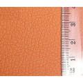 Прочие 23675 Кожа искусственная 20*30см.,толщ.0,85мм, в уп.2 листа, цв.оранжевый