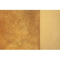 23692 Мех М-1406 коротковорсовый 3мм,  50*50см, 100% п/э,  цв.рыж. коричн. (36)