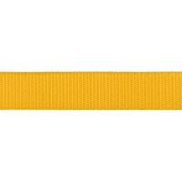 Прочие 3713 (3075_3590) Стропа 30 мм 3713 (3075_3590) ФАСОВКА 2.5 м желтый