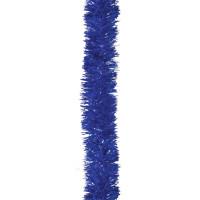 XMAS DREAM 4-180-5 Мишура 1 штука, диаметр 50 мм, длина 2 м, синяя, 5-180-5