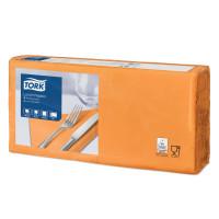 TORK 477843 Салфетки TORK Big Pack, 33х32,6, 200 шт., 2-х слойные, оранжевые, 477843