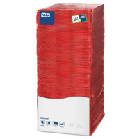 TORK 478661 Салфетки TORK Big Pack, 25х25, 500 шт., красные, 478661
