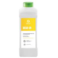 GRASS 550024 Антисептик кожный дезинфицирующий спиртосодержащий (70%) 1 л GRASS DESO C9, готовый раствор, 550024