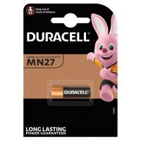 DURACELL  Батарейка DURACELL MN27, Alkaline, в блистере, 12 В