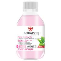 AQUAPROF  Гель для рук антисептический спиртосодержащий (70%), 100 мл, AQUAPROF Смягчающий