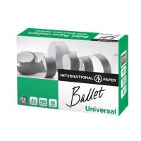 BALLET  Бумага офисная BALLET UNIVERSAL, А4, 80 г/м2, 500 л., марка С, ColorLok, International Paper, белизна 146%