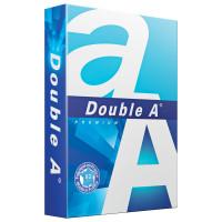 DOUBLE A  Бумага офисная DOUBLE A, А4, 80 г/м2, 500 л., марка А+, ЭВКАЛИПТ, Франция, белизна 163%