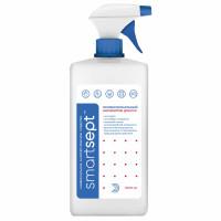 SMARTSEPT  Антисептик кожный дезинфицирующий спиртосодержащий (70%) с распылителем 1 л SMARTSEPT, готовый раствор