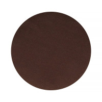 """Прочие  Термоаппликация Термозаплатка """"круг"""" №2 диам.9 см 2 шт 2-03-08 хлопок коричневый"""