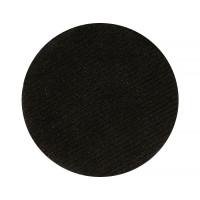"""Прочие  Термоаппликация Термозаплатка """"круг"""" №3 диам.6 см 2 шт 3-03-05 вельвет черный"""