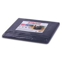 ЛАЙМА 601394 Мешки для мусора 240 л, черные, в пачке 5 шт., ПВД, 60 мкм, 90х140 см (±5%), особо прочные, ЛАЙМА, 601394