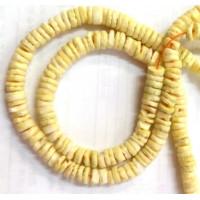 Прочие  Бусы крошка (Бусы на леске), 100 г (банан)