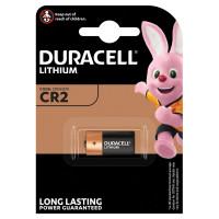 DURACELL 75054620 Батарейка DURACELL Ultra CR2, Lithium, 1 шт., в блистере, 3 В, 75054620