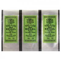 Прочие 7706205 Иглы для бисера 0332-1001 Regal № 12  упак 5 * 25шт.