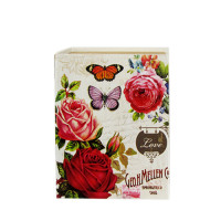 Прочие 771516701 Шкатулка декоративная 'Бабочки в розах', 30*23*8