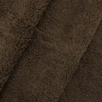 Прочие 7728235 Мех искусственный  50*50см AR992 цв. коричневый
