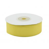 Прочие 7730476 Лента репсовая 2,5 х 18,28 м (060 лимонный)