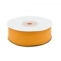 Прочие 7730476 Лента репсовая 2,5 х 18,28 м (042 оранжевый)