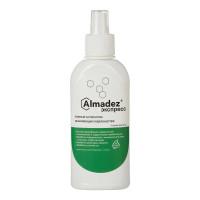 АЛМАДЕЗ АЭ-520 Антисептик кожный дезинфицирующий спиртосодержащий (63%) с распылителем 250 мл АЛМАДЕЗ-ЭКСПРЕСС, готовый раствор, АЭ-520