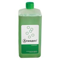 АЛМАДЕЗ АЛ-402 Средство дезинфицирующее 1 л АЛМАДЕЗ, с моющим эффектом, концентрат, крышка, АЛ-402
