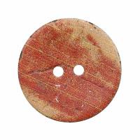 Прочие АРС-12749-1-АРС0001201237 CB R-24 Пуговица кокос 48L (col.E (оранжевый)) оранжевый