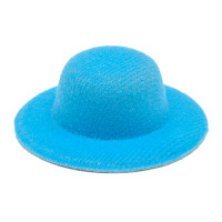 Прочие АРС-9061-1-АРС0001161556 Шляпка для игрушек, AS07-01, 5-6см, 2шт/упак (голубой) голубой