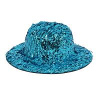 Прочие АРС-9068-1-АРС0001161575 Шляпка для игрушек с блестками, AS07-03,  5см, 2шт/упак (голубой) голубой