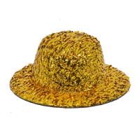 Прочие АРС-9070-1-АРС0001161582 Шляпка для игрушек с блестками, AS07-04,  8см, 2 шт/упак (золото) золото