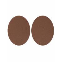 Прочие АТЗ-16-3-31537.003 Заплатки кожзам р.11х14 см коричневый 2 шт