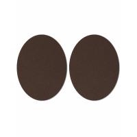 Прочие АТЗ-16-6-31537.006 Заплатки кожзам р.11х14 см коричневый 2 шт