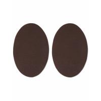 Прочие АТЗ-2-2-31431.002 Заплатки кожзам р.12х18 см коричневый