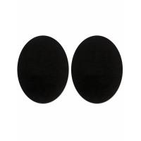 Прочие АТЗ-4-1-31416.001 Заплатки иск. замша р.11х14 см черный 2 шт