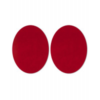Прочие АТЗ-4-10-31416.010 Заплатки иск. замша р.11х14 см красный 2 шт