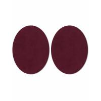 Прочие АТЗ-4-4-31416.004 Заплатки иск. замша р.11х14 см бордовый 2 шт