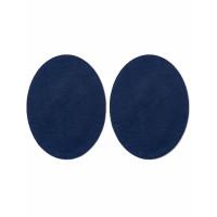 Прочие АТЗ-4-8-31416.008 Заплатки иск. замша р.11х14 см синий 2 шт