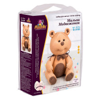 """Miadolla B-0189 Набор для изготовления игрушки """"Miadolla"""" B-0189 Малыш Медвежонок ."""