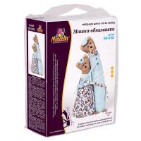 "Miadolla BR-0162 Набор для изготовления игрушки ""Miadolla"" BR-0162 Мишки-обнимашки ."