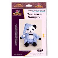 "Miadolla BR-0190 Набор для изготовления игрушки ""Miadolla"" BR-0190 Пандочка Патрик ."