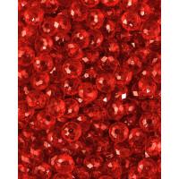 Прочие БУД-111-15-31439.015 Бусины д.0,6 см красный ~80 шт.
