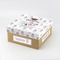 """Miadolla BX-0324 Набор для изготовления игрушки """"Miadolla"""" BX-0324 Новогодний бокс """"Ангел"""" ."""