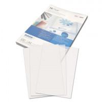 GBC CE011580E Обложки пластиковые для переплета А4, КОМПЛЕКТ 100 шт., 150 мкм, прозрачные, GBC (Англия), CE011580E