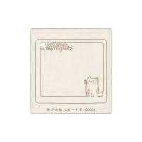 "Mr.Painter CHI-9 ""Mr.Painter"" CHI-9 Чипборд 9.5 х 10 см 1 шт. 180901 ""Люблю кильку"""